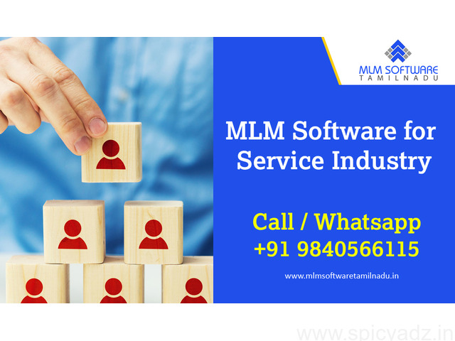 MLM Software for Service Industry – MLM Software Tamilnadu - 1