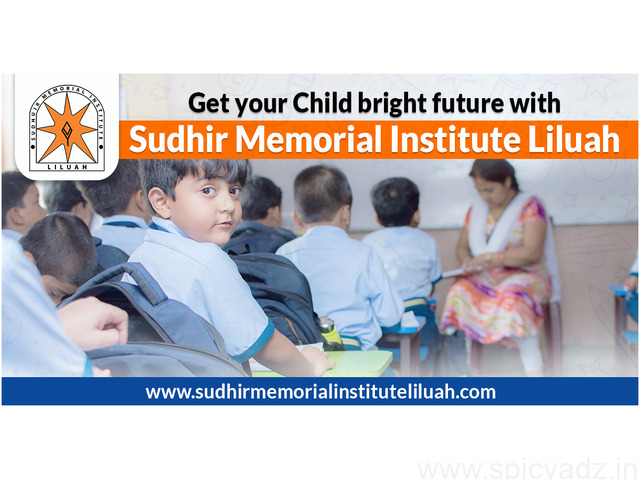 Get your child a bright future with Sudhir Memorial Institute Liluah - 1