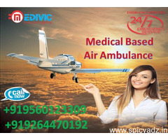 Get Masterly Air Ambulance in Mumbai-at Low-Fare by Medivic