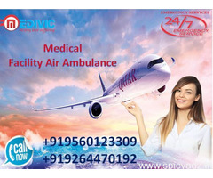 Pick Reliable Air Ambulance in Bhopal-at Low-Cost by Medivic