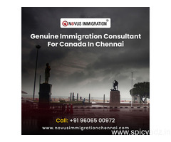 Genuine Immigration Consultants for Canada in Chennai - Novusimmigrationchennai