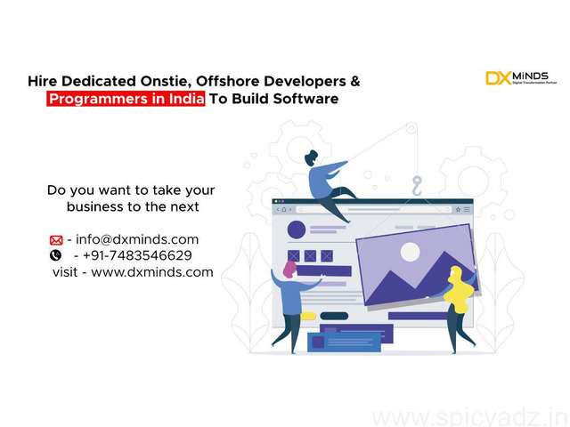 Hire Offshore Developers/Programmers in India For Your Business - 1
