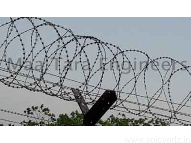 Concertina Coil Fencing Manufacturers in India - 1