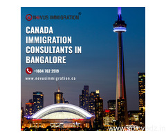 Canada immigration consultants in Bangalore - Novusimmigration.ca