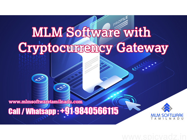 MLM Software With Cryptocurrency Gateway - 1