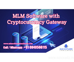 MLM Software With Cryptocurrency Gateway