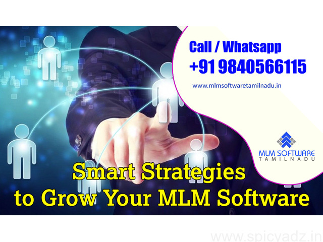 Smart Strategies to Grow Your MLM business with advanced MLM Management Software – MLM Software Tami - 1