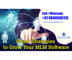 Smart Strategies to Grow Your MLM business with advanced MLM Management Software – MLM Software Tami