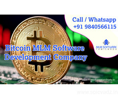 Bitcoin MLM Software Development Company – MLM Software Tamilnadu