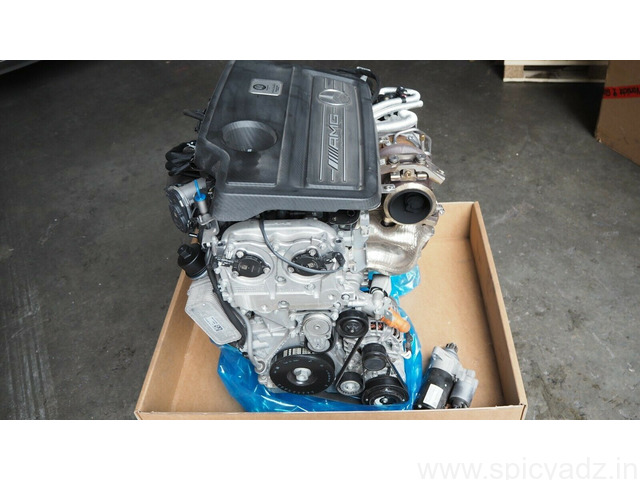 Mercedes Benz W176 A45AMG 2015 Complete Engine M133 980 - 1