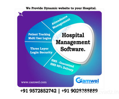 Hospital Management Software.