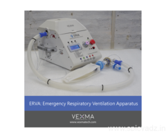 Ambu bag Ventilator india - Vexmatech