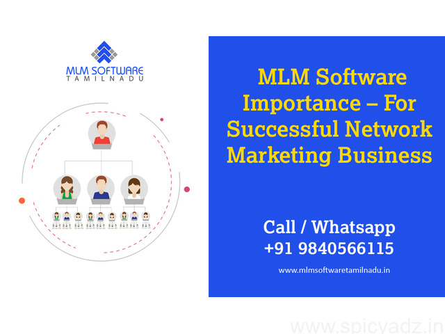 MLM Software Importance – For Successful Network Marketing Business - 1