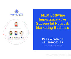 MLM Software Importance – For Successful Network Marketing Business