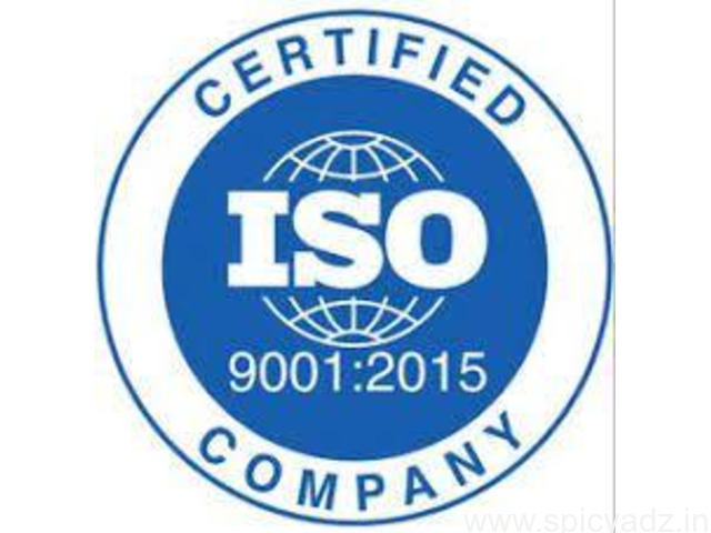 ISO Certification in Madurai and Karur - 1