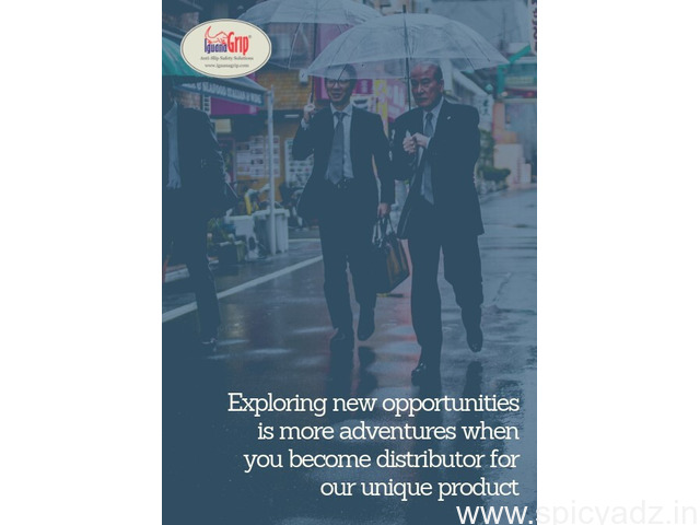 Exploring new oppurnites is more adventure when you Become Distributor for our Unique Product. - 1