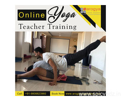 ONLINE YOGA TEACHER TRAINING COURSE JUST $300 USD