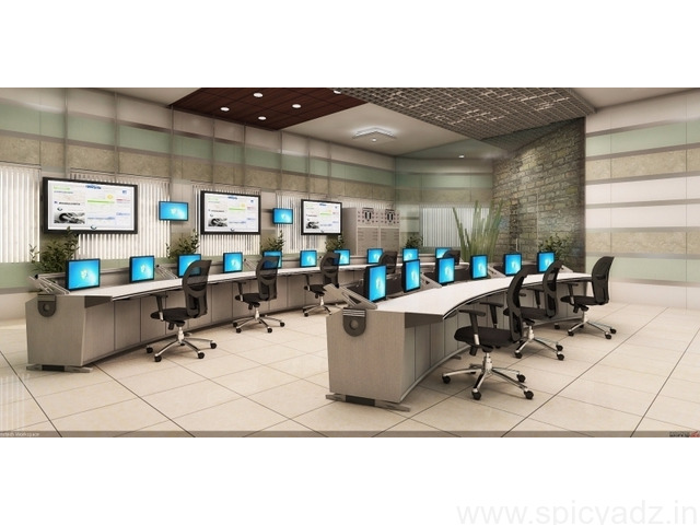 Command and Control Center - 1