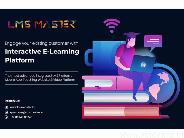 Create An Online Course - LMS Master - 1