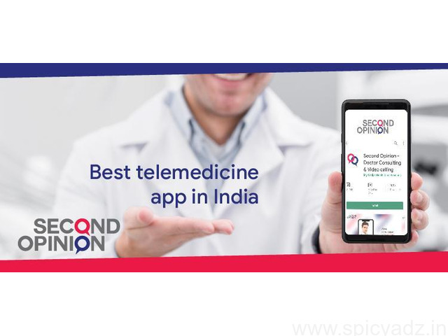 Best Android app for a Doctor Consulting Online - 1