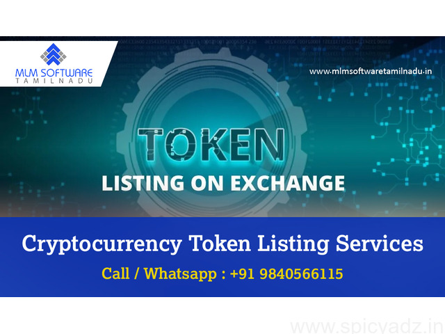 Cryptocurrency Token Listing Services - 1