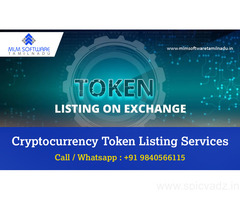 Cryptocurrency Token Listing Services