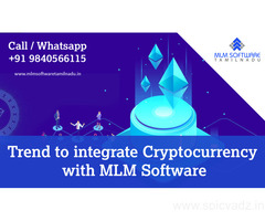 Trend To Integrate Cryptocurrency With MLM Software – MLM Software Tamilnadu