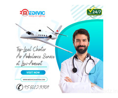 Take Hassle Preventive Air Ambulance Service in Chennai by Medivic