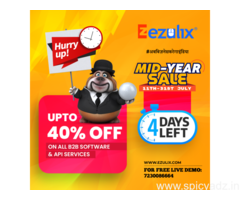 Mid-Year Sale is Expiring Soon - Save on B2B Fintech Software