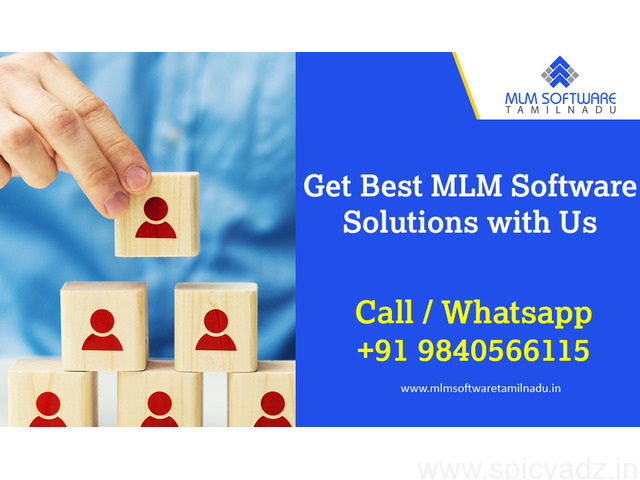 Get Best  MLM Software Solutions With Us – MLM Software tamilnadu - 1