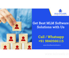 Get Best  MLM Software Solutions With Us – MLM Software tamilnadu