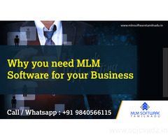 Why you need MLM Software for your Business-MLM Software tamilnadu