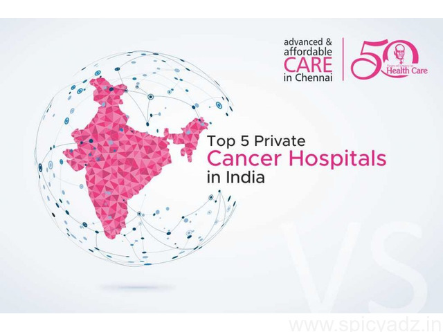 Top 5 Private Cancer Hospitals in India - 1