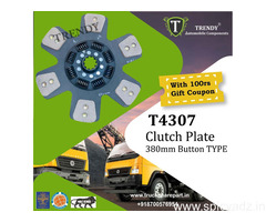 Truck Clutch Plate At Best Price In India For Bharat Benz Trucks
