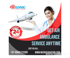 Top-Class Air Ambulance Services in Chennai with ICU Setup by Medivic