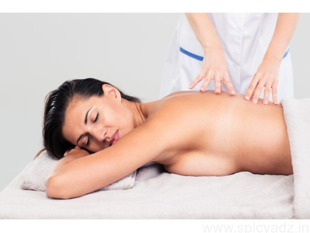 The best way to get muscular pain reliever is our massage - 1