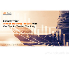 Simplify your Tender Tracking Process with Vee Track's Tender Tracking