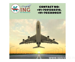 Charter Air Ambulance Service in Mumbai at Logical Price with ICU