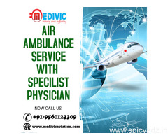 Obtain ICU Medical Care by Medivic Air Ambulance Services in Patna