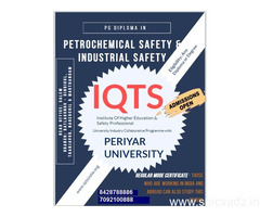 Diploma Industrial Safety Management  course in salem