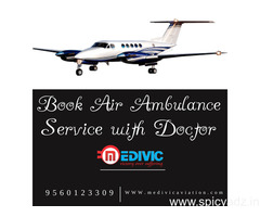 Use Hassle-Free Relocation by Medivic Air Ambulance in Kolkata