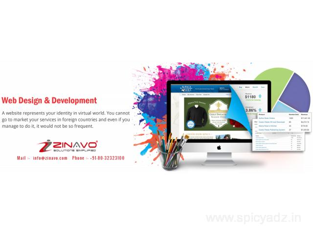 We are One of the Most experienced Web design Company - 1