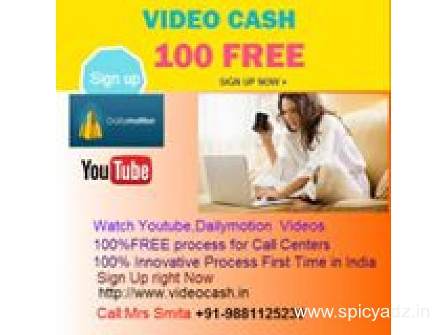 Earn money with Youtube,Dailymotion videos for FREE - 1