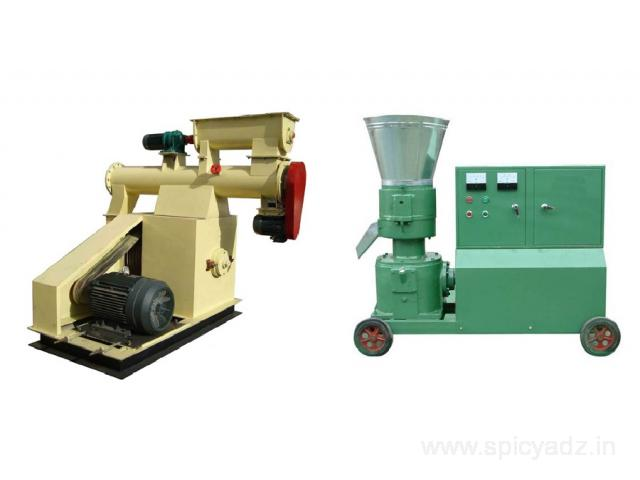 CATTLE PELLET FEED MACHINE MANUFACTURE - 1