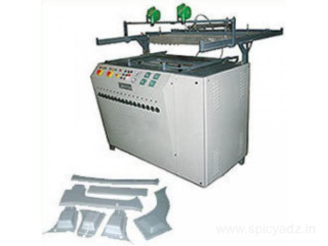 Demand Disposable Glass Making Machinery - 1