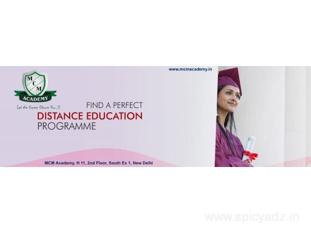 MCM Academy Reviews New Delhi Best distance Learning Institute of India - 1