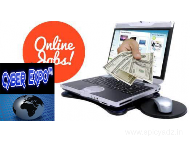 Evening Jobs  Copy Paste Work from Home Jobs ISO Certified - 1