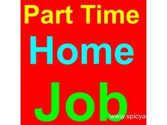 Earn Rs.25000 every month through part time jobs from Home - 1