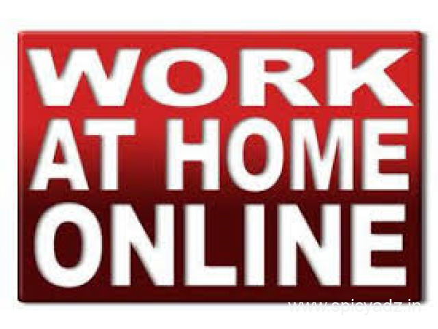 Online Home Based Part Time Jobs Available - 1