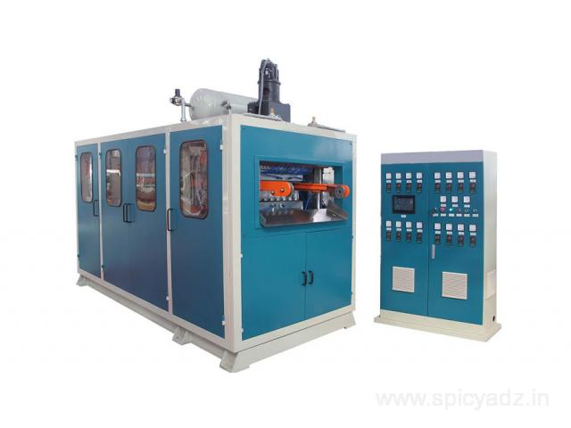 Fully Automatic Disposal Glass Machine Manufacture - 1